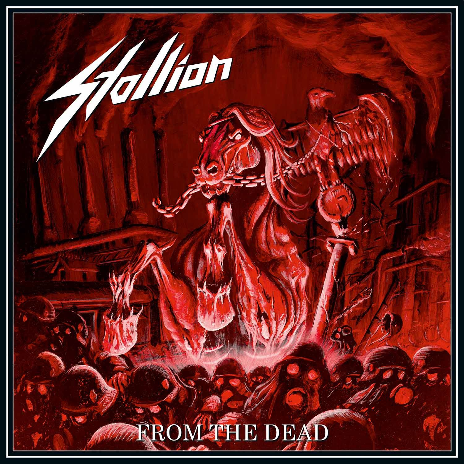 "CD review STALLION ""From the Dead"""