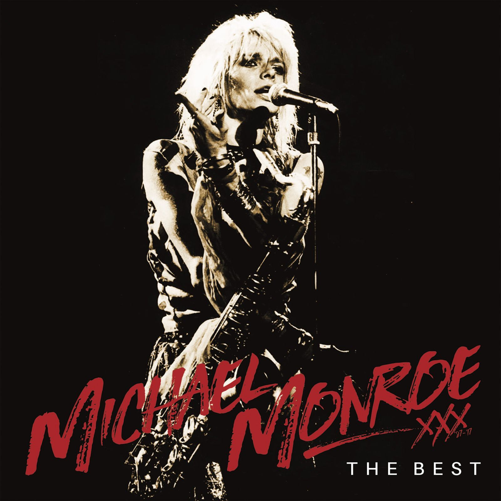 "CD review MICHAEL MONROE ""Best of..."""