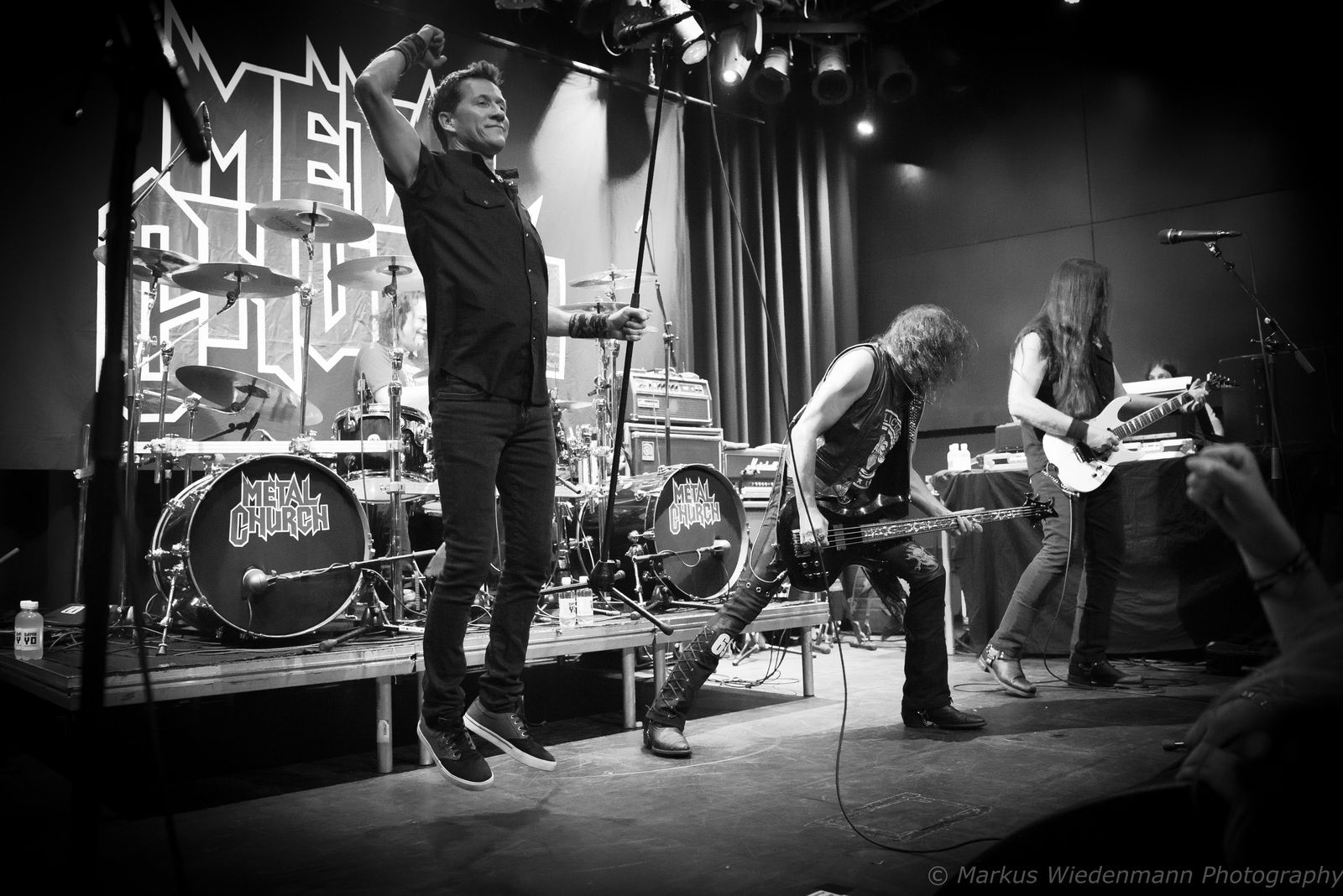 Live report METAL CHURCH / COMANIAC, Dynamo, Eindhoven, 11.06.2017