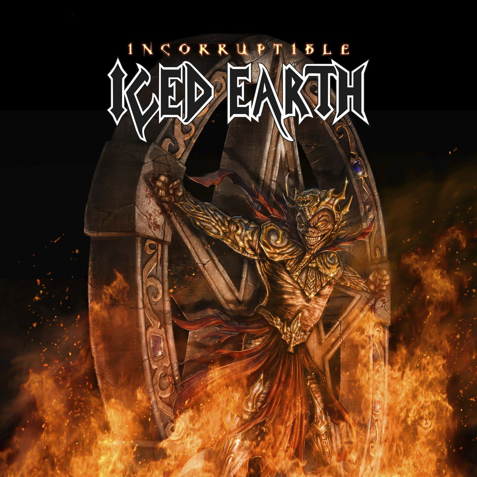 """CD review ICED EARTH """"Incorruptible"""""""