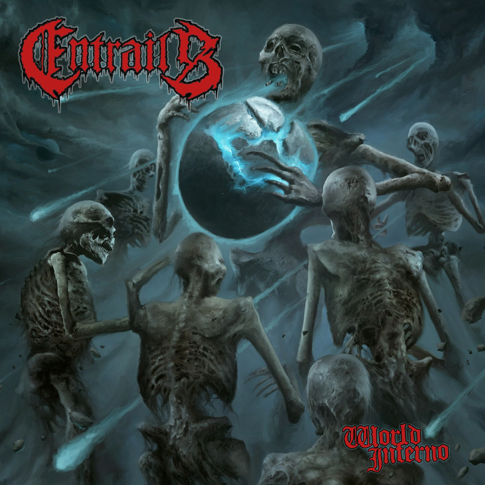 "CD review ENTRAILS ""World Inferno"""