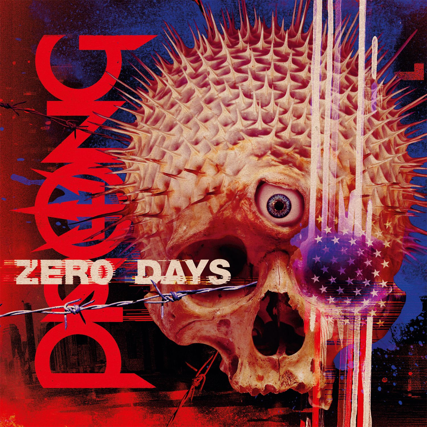 "CD review PRONG ""Zero Days"""