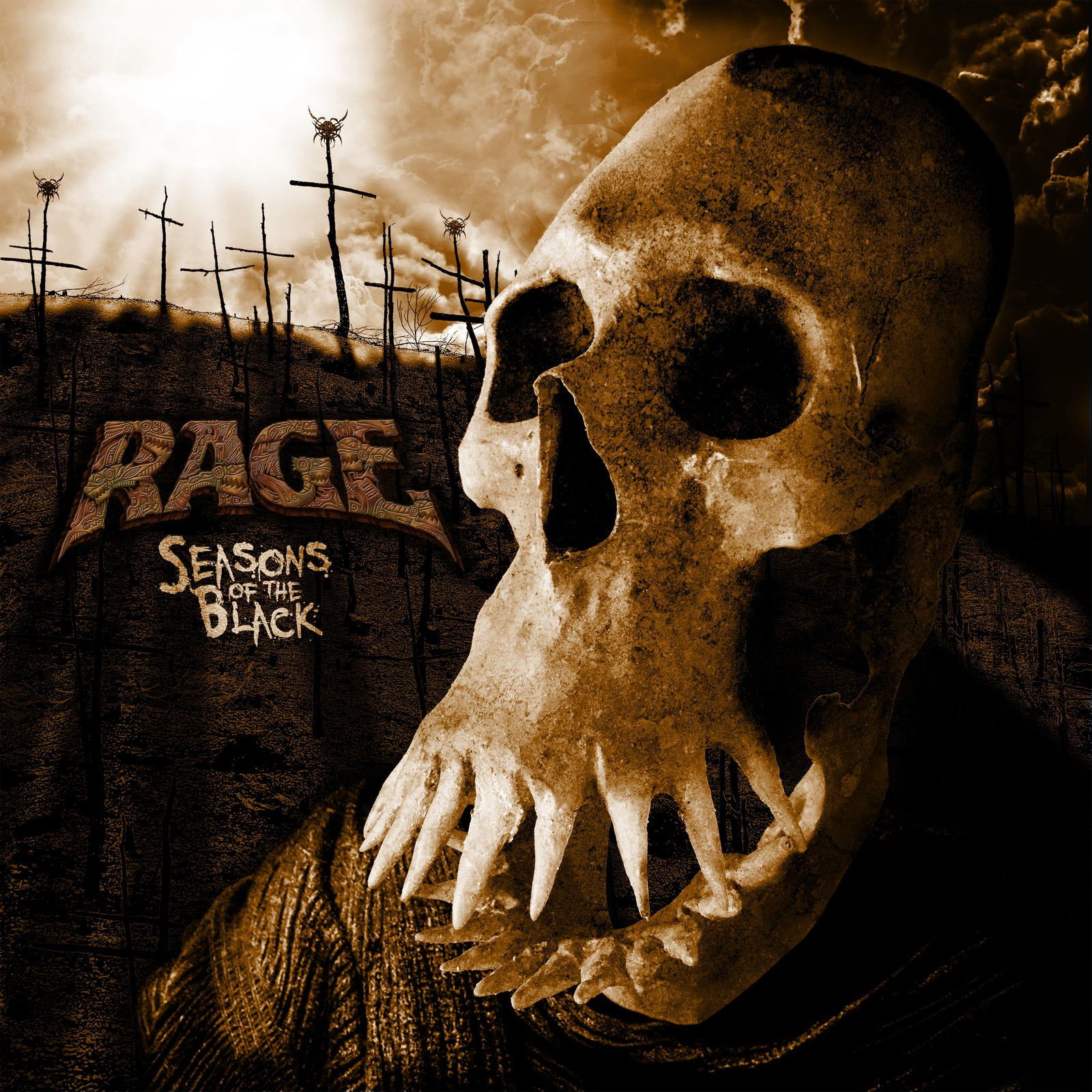 "CD review RAGE ""Seasons of the Black"""