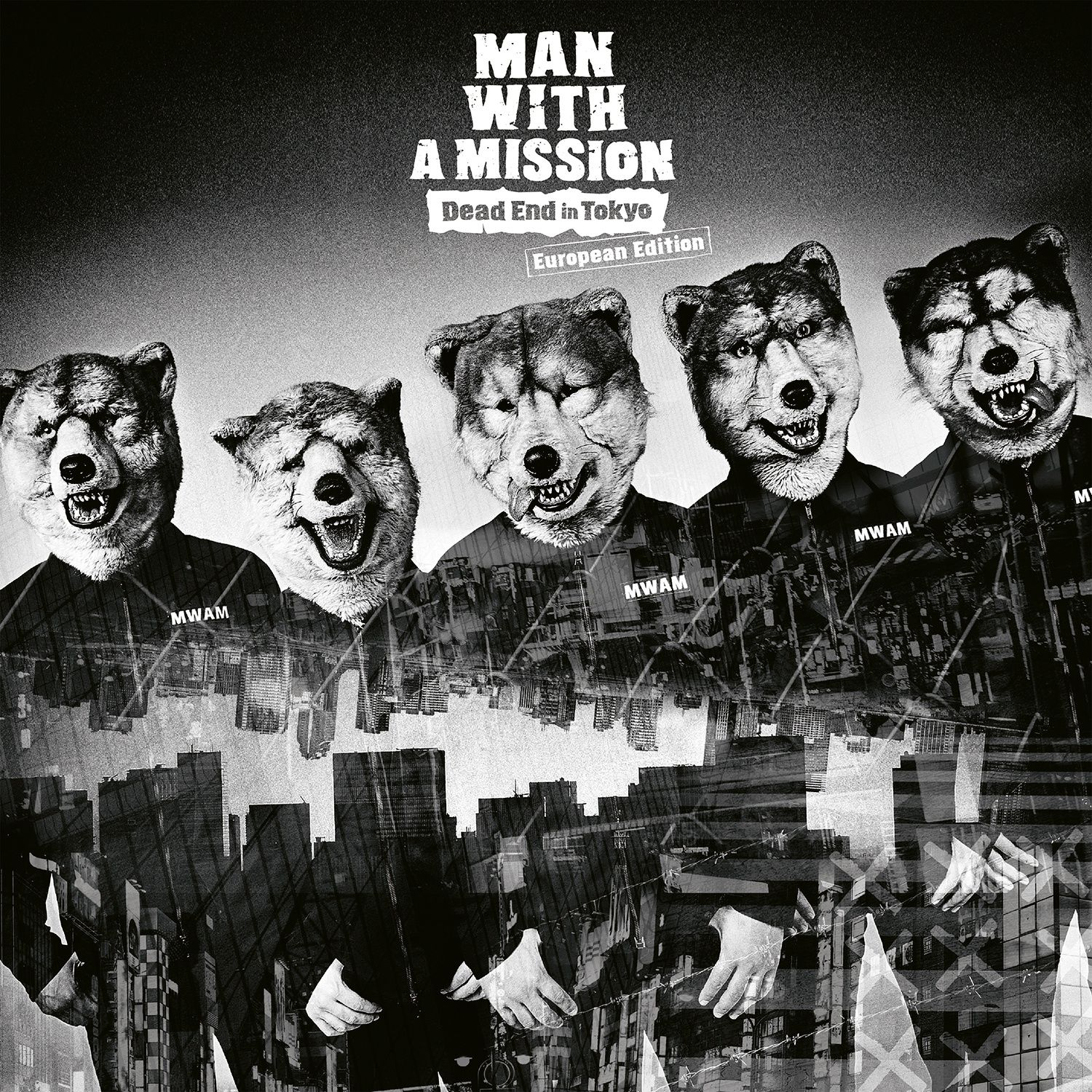 """CD review MAN WITH A MISSION """"Dead End in Tokyo"""""""