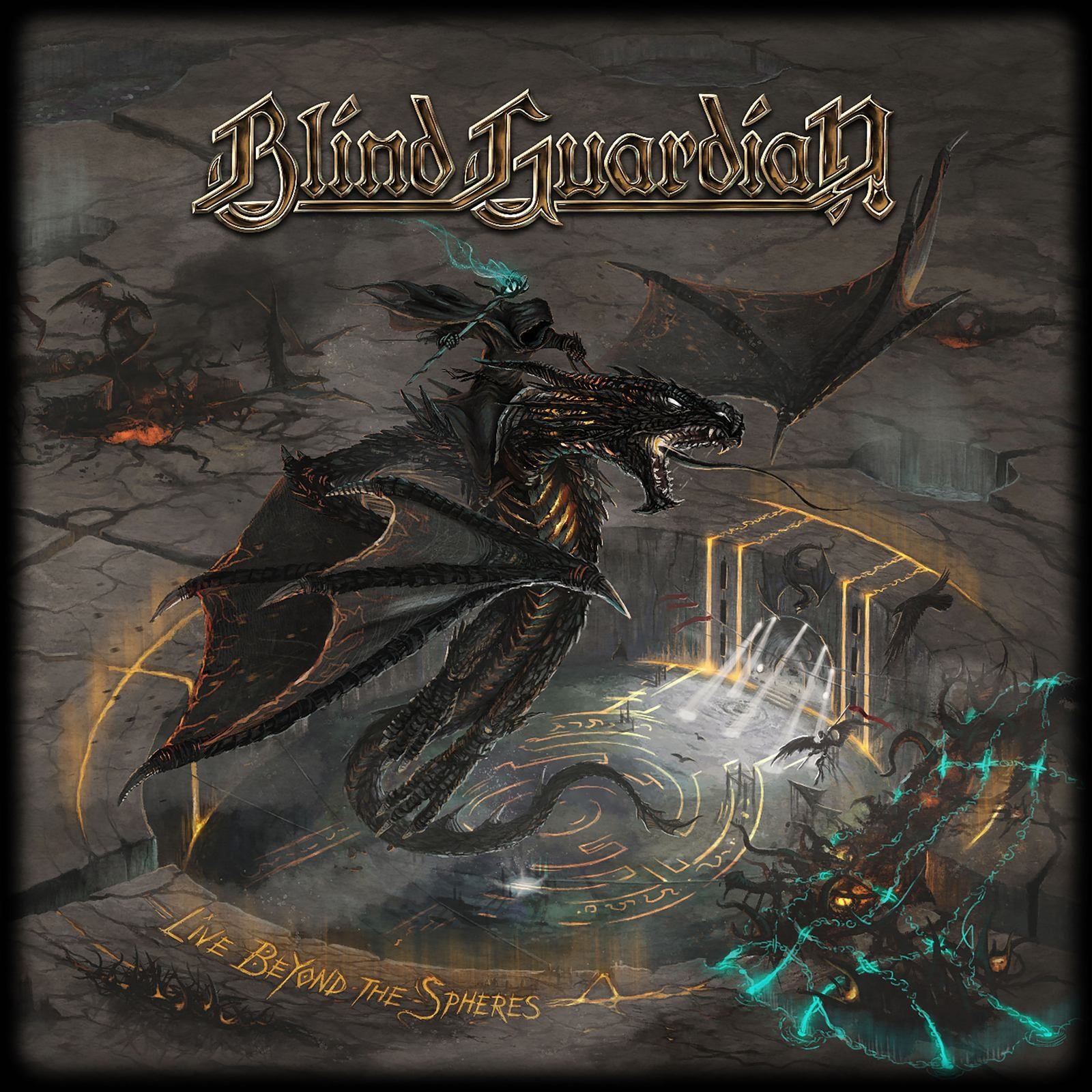 "CD review BLIND GUARDIAN ""Live Beyond the Spheres"""