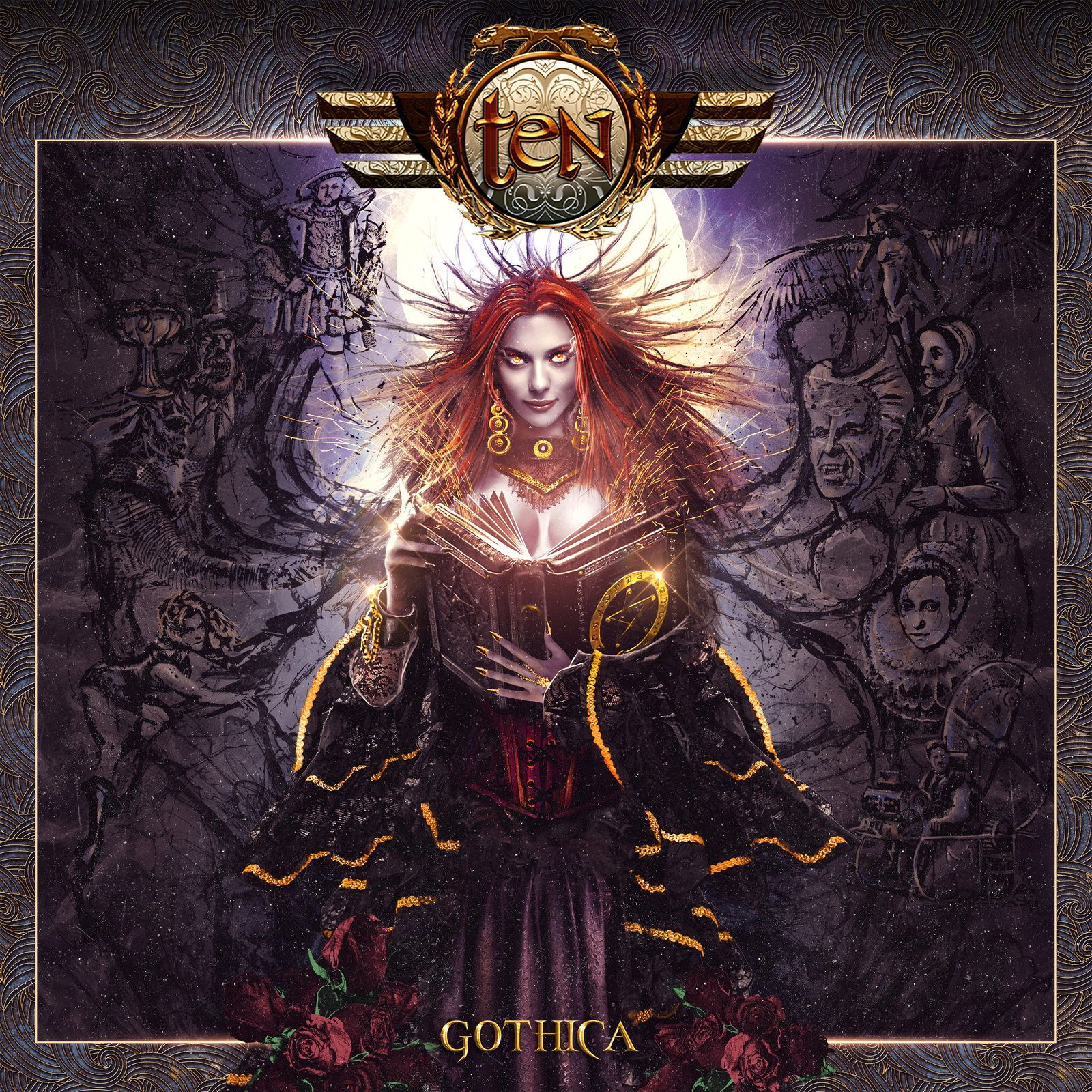 """CD review TEN """"Gothica"""""""