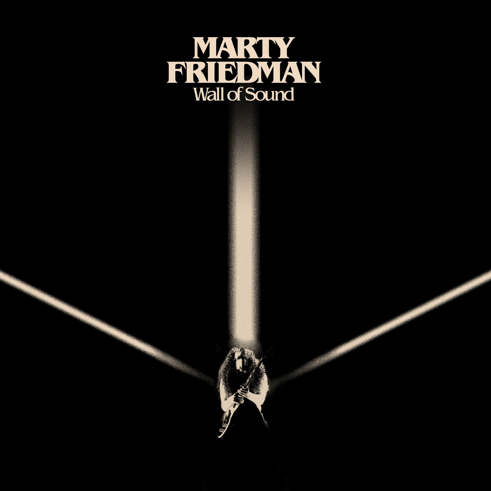 "CD review MARTY FRIEDMAN ""Wall of Sound"""