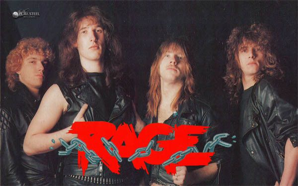 Pure Steel Records will re-release earlier RAGE records and the AVENGER albums