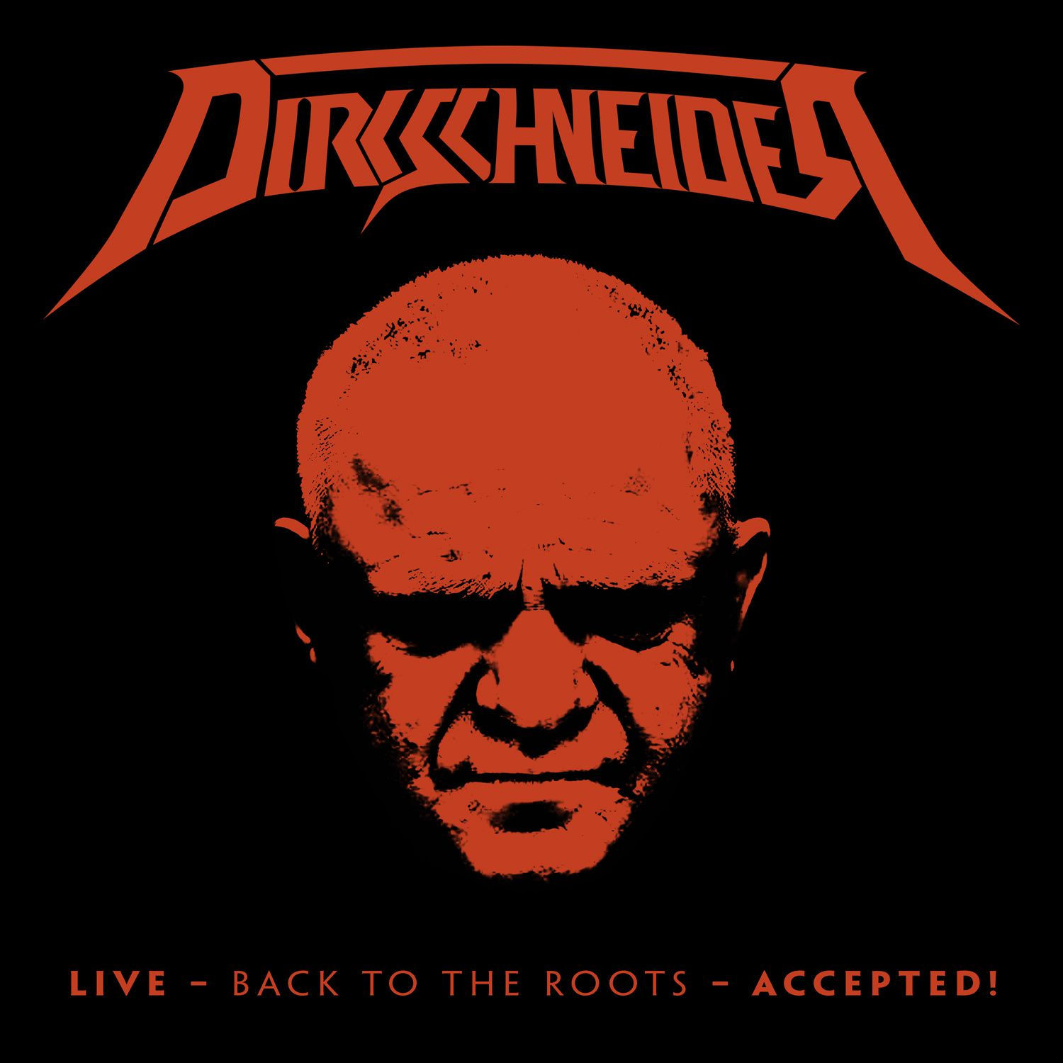 "DVD/CD review DIRKSCHNEIDER ""Live - Back to the Roots"""
