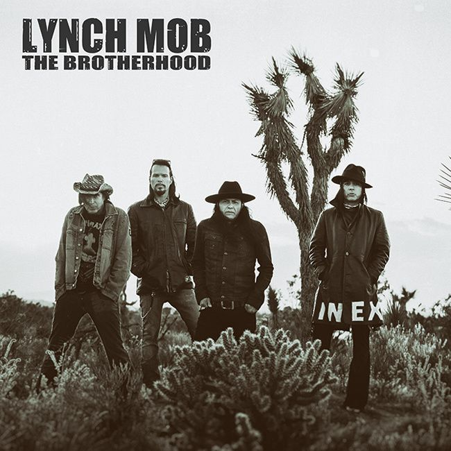 New LYNCH MOB album in September