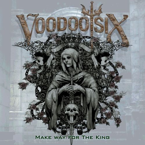 """CD review VOODOO SIX """"Make Way for the King"""""""