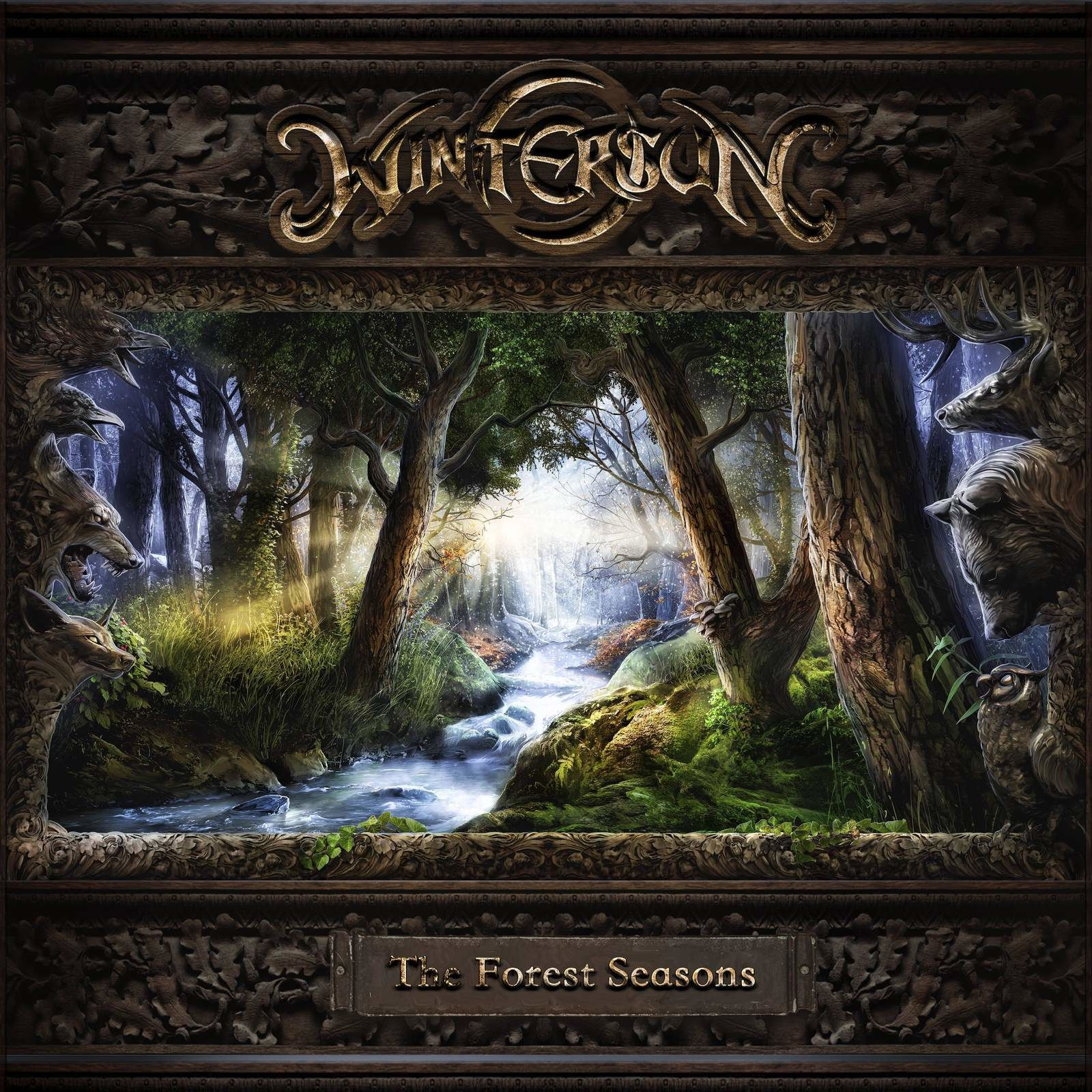 "CD review WINTERSUN ""The Forest Seasons"""