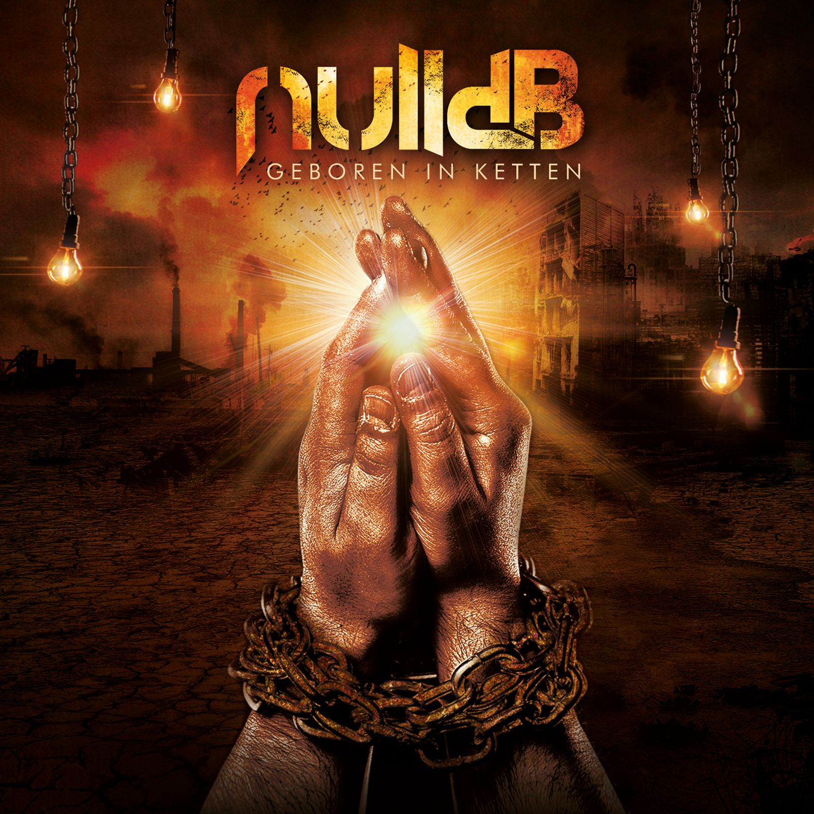 "CD review nulldB ""Geboren in Ketten"""