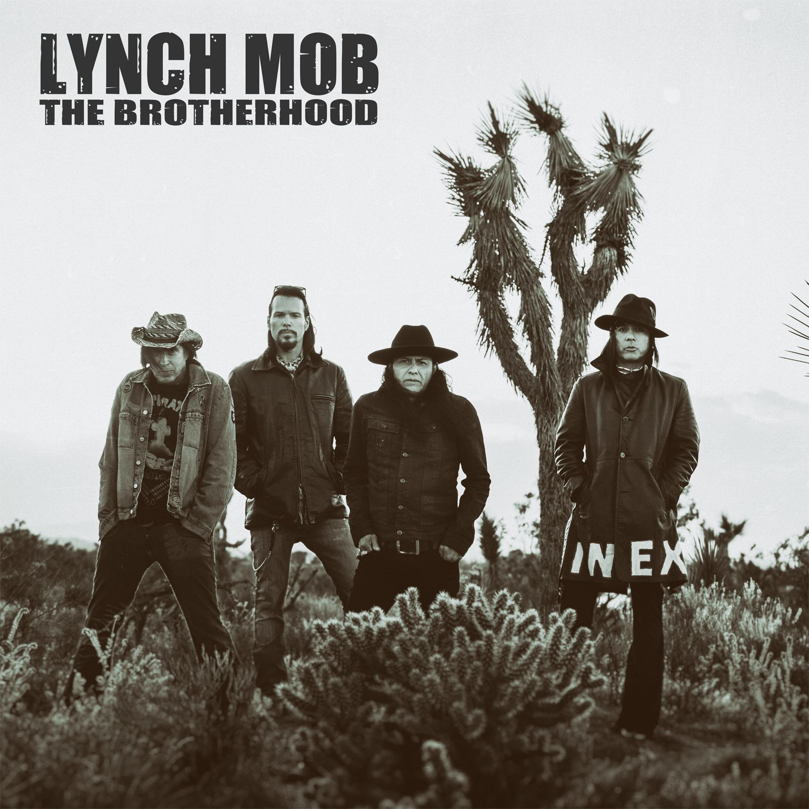 "CD review LYNCH MOB ""The Brotherhood"""
