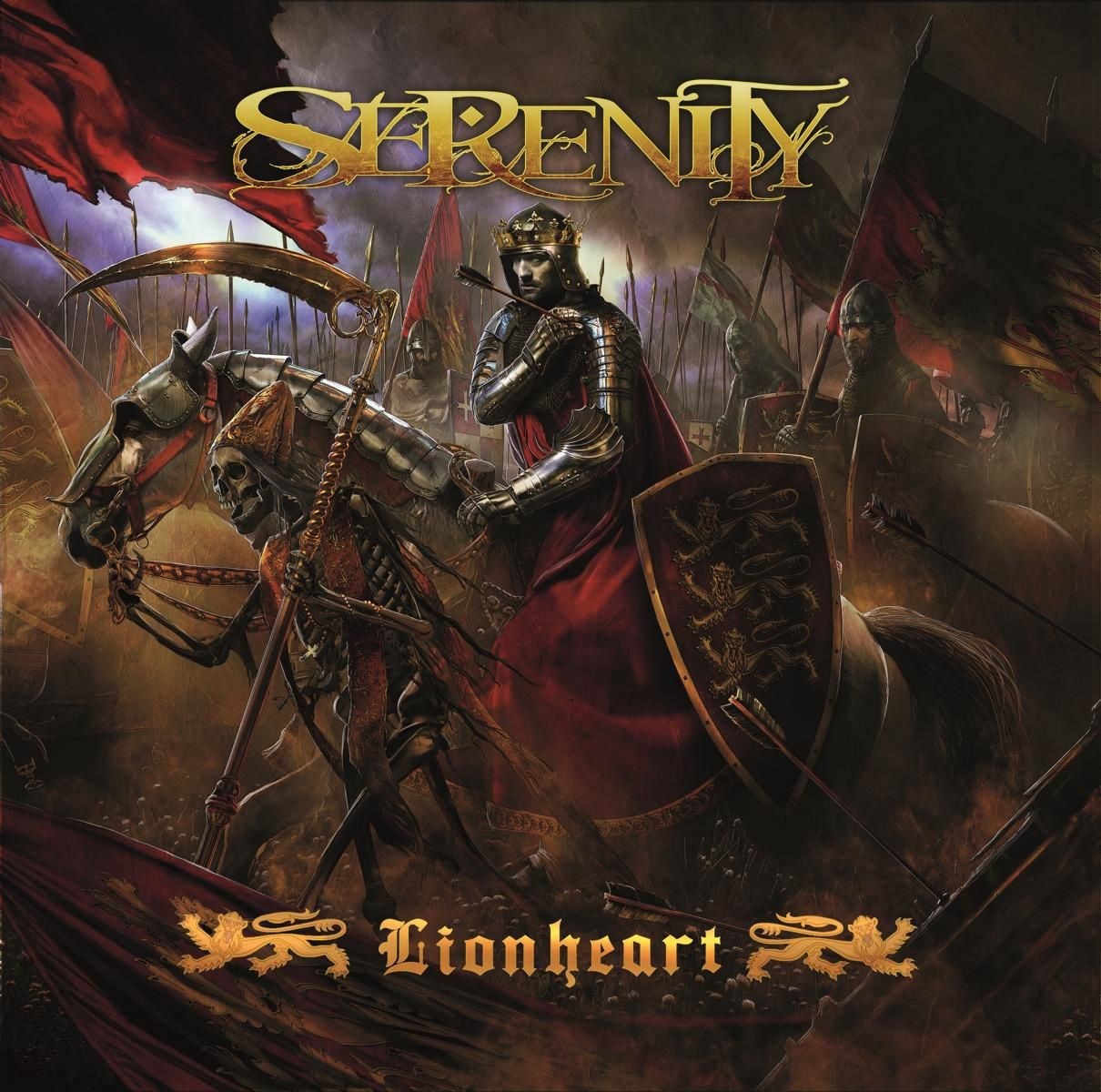 SERENITY unveil details about the upcoming album