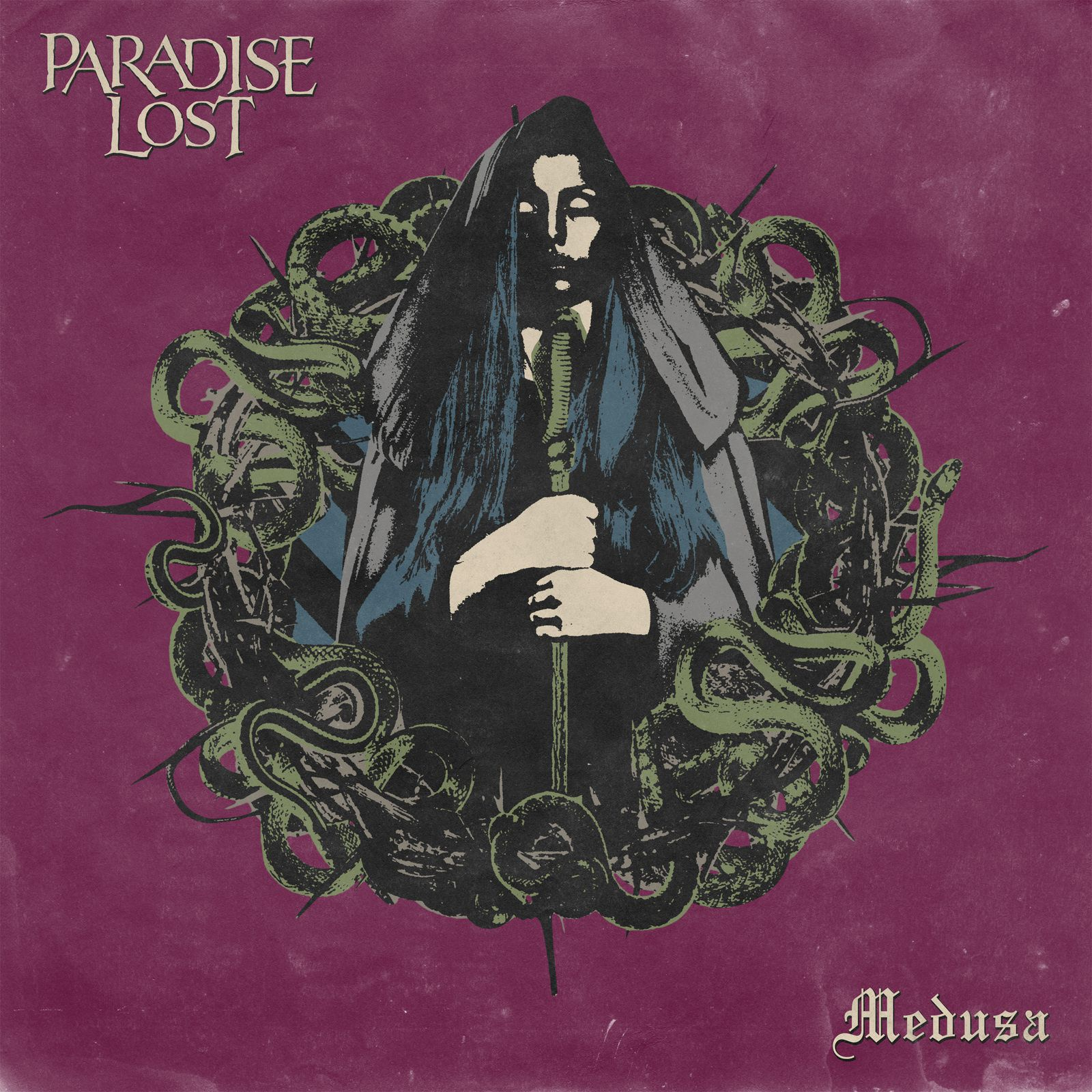 "CD review PARADISE LOST ""Medusa"""