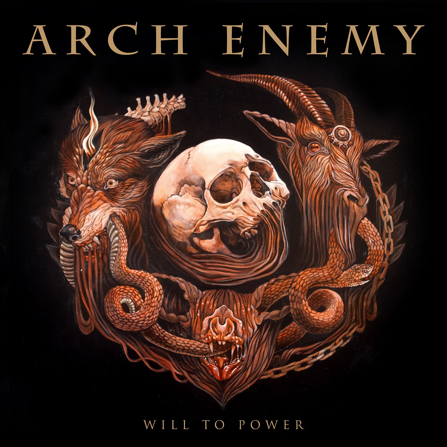 """CD review ARCH ENEMY """"Will to Power"""""""