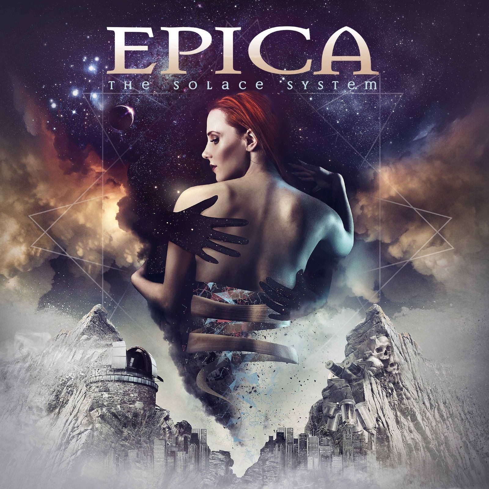 """CD review EPICA """"The Solace System"""" EP"""