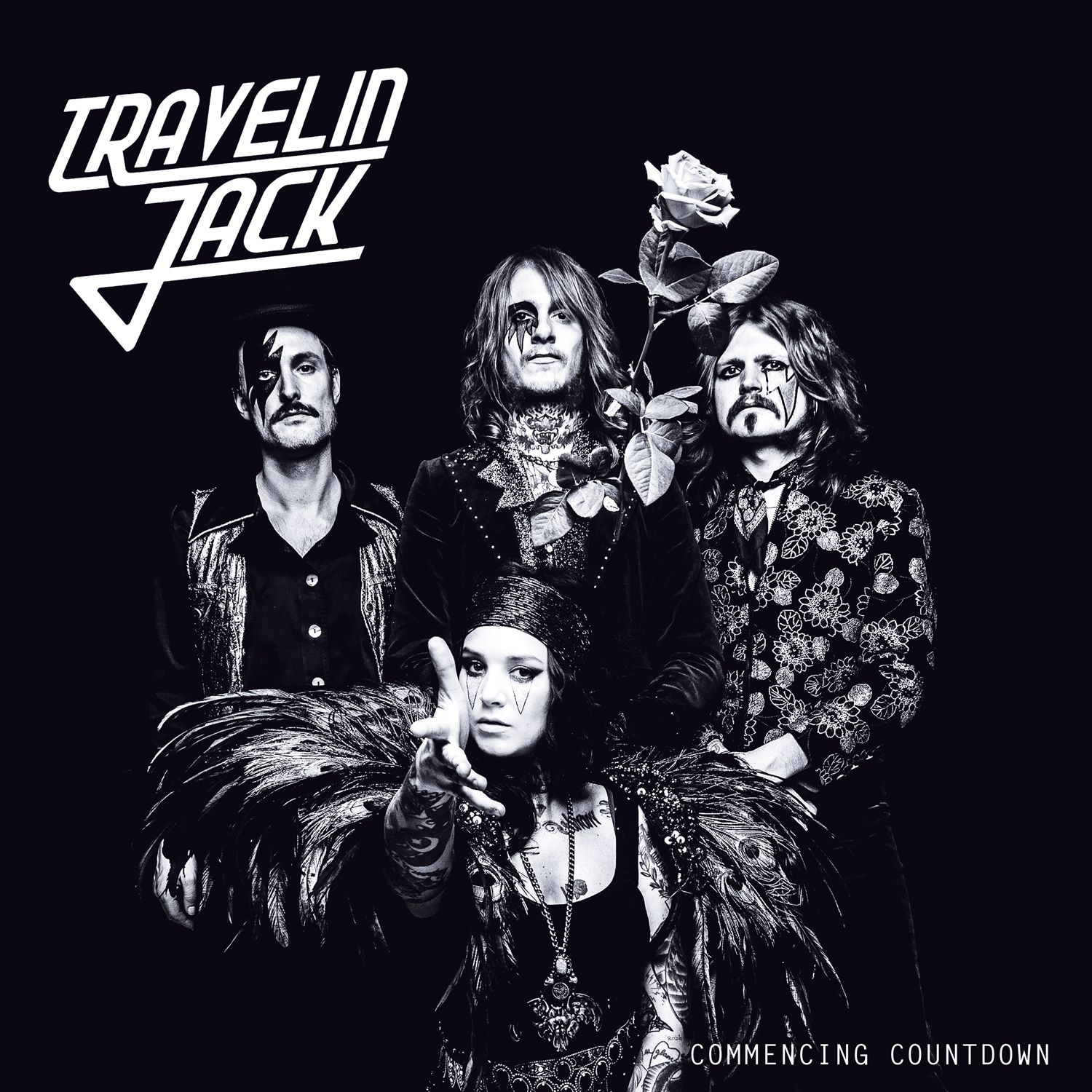 "CD review TRAVELIN JACK ""Commencing Countdown"""
