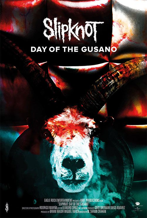 """News about SLIPKNOT's """"Day of the Gusano"""""""