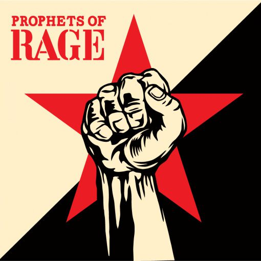 "CD review PROPHETS OF RAGE ""Prophets Of Rage"""