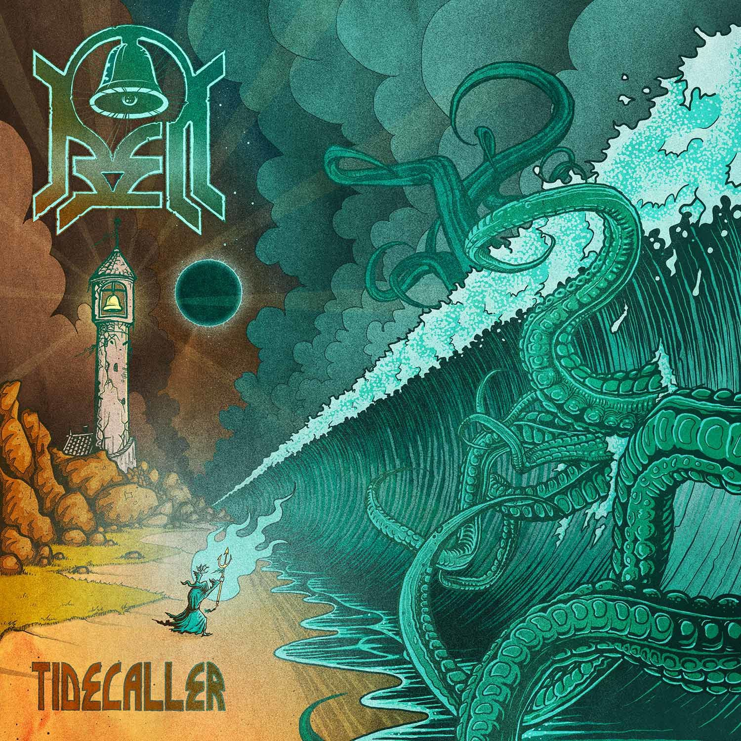 "CD review BELL ""Tidecaller"""