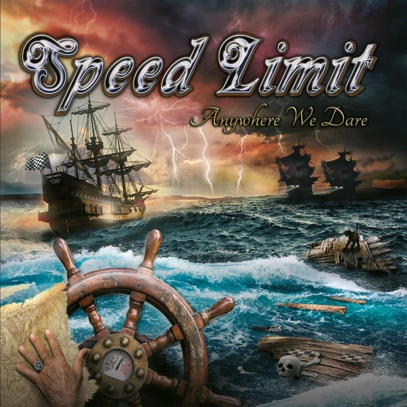 "CD review SPEED LIMIT ""Anywhere We Dare"""