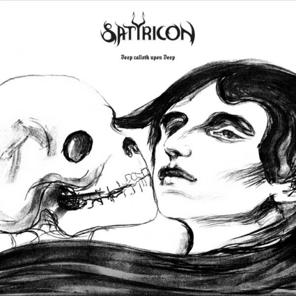 "CD review SATYRICON ""Deep Calleth Upon Deep"""