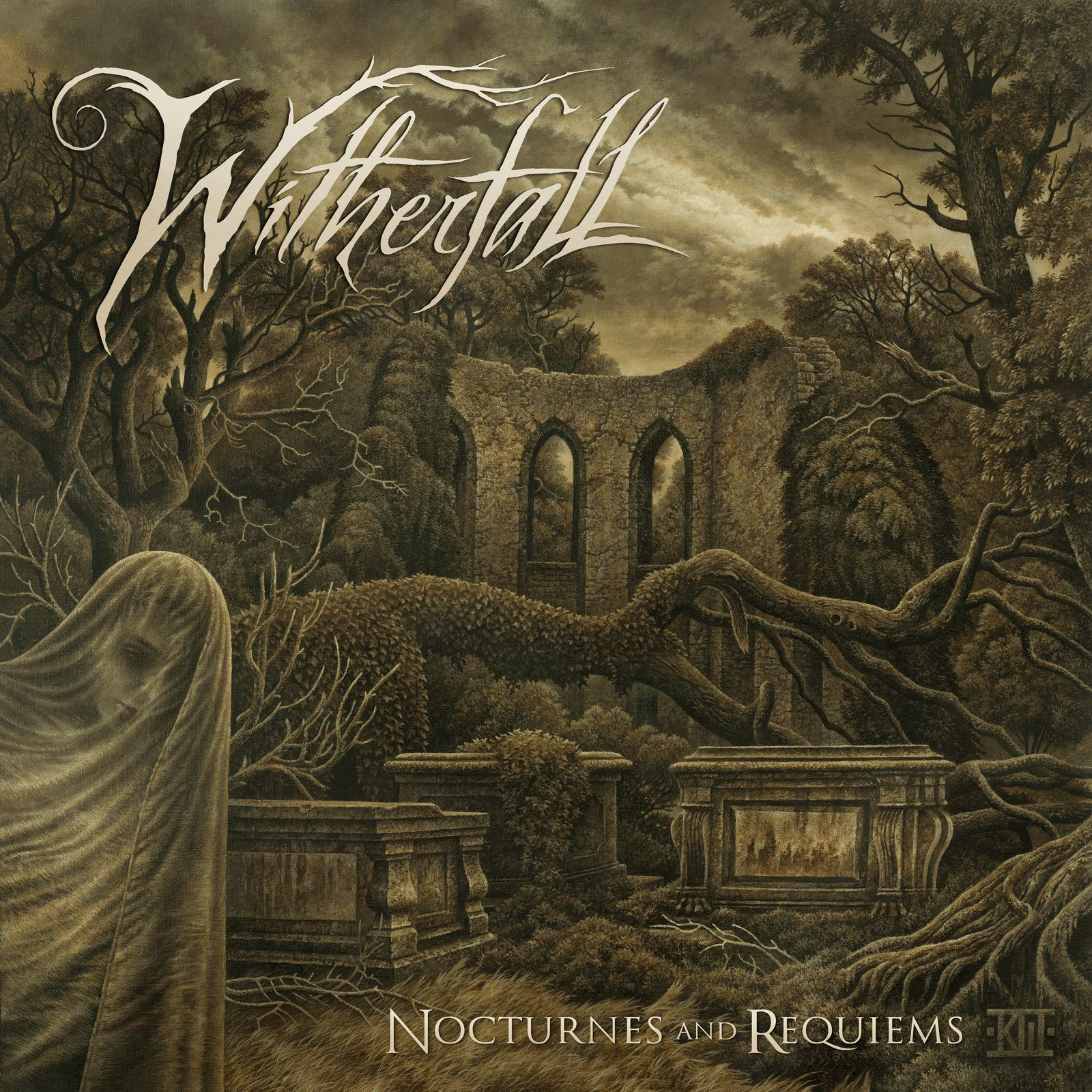 """CD review WITHERFALL """"Nocturnes and Requiems"""""""