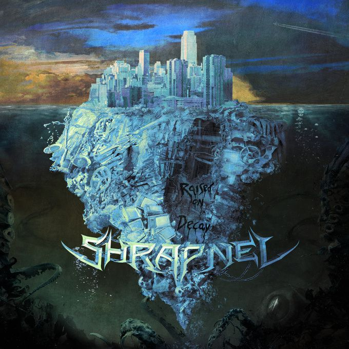 "CD review SHRAPNEL ""Raised on Decay"""