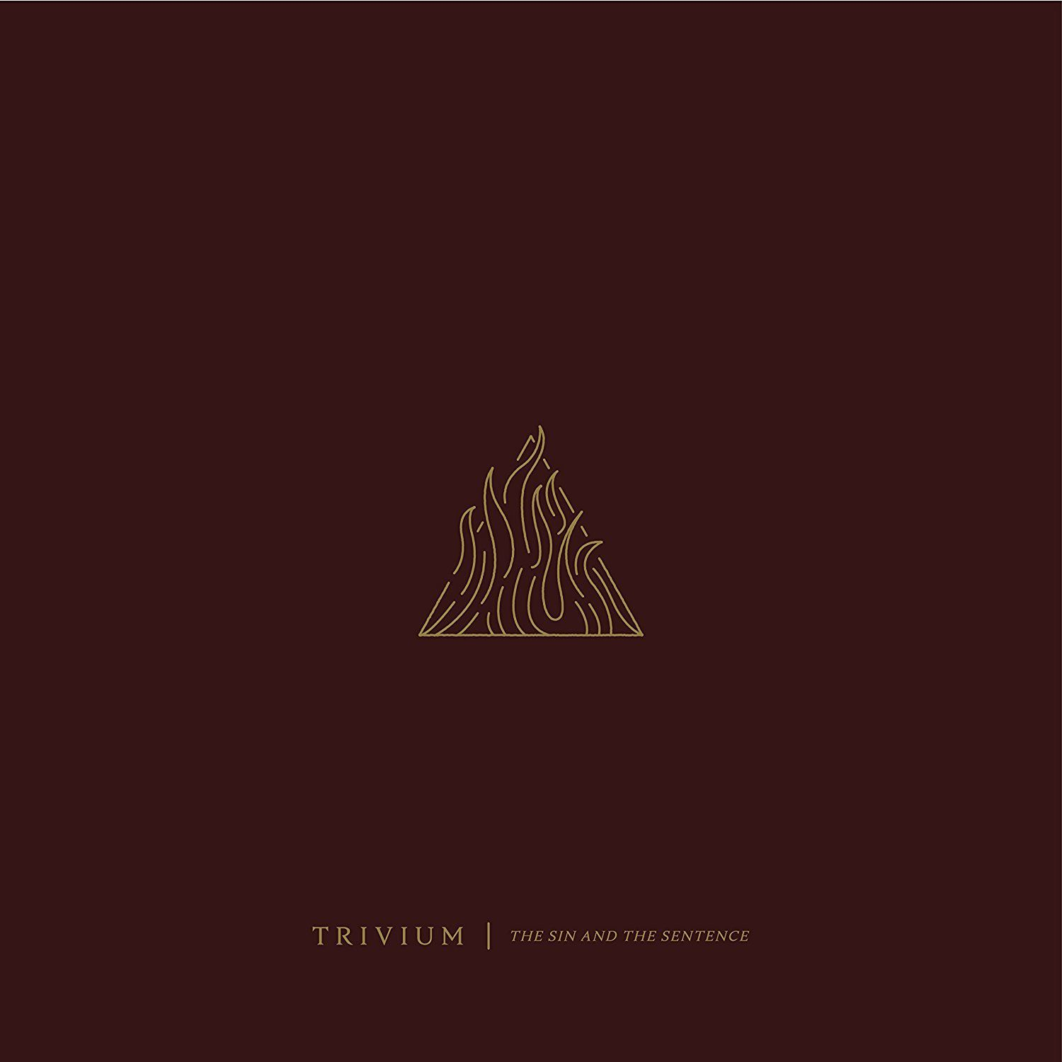"CD review TRIVIUM ""The Sin and the Sentence"""