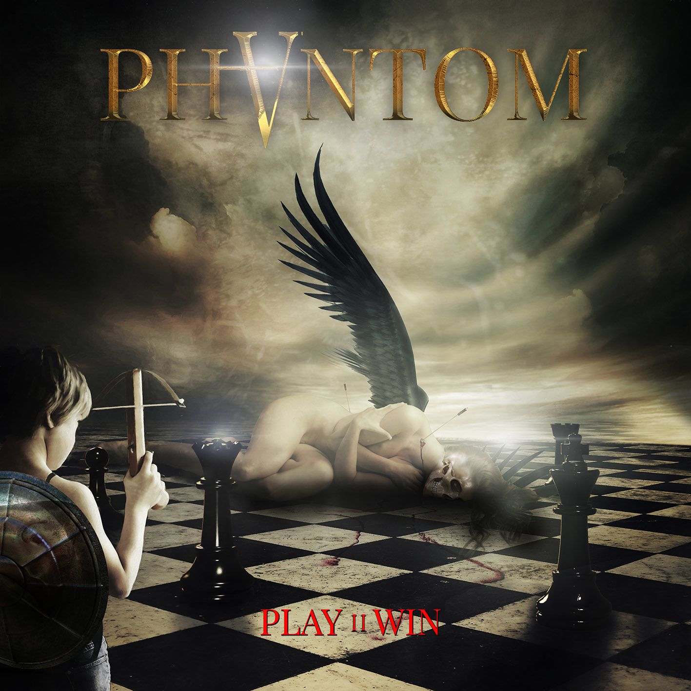 """CD review PHANTOM 5 """"Play to Win"""""""