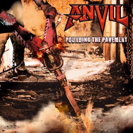 ANVIL will kick-start 2018 with a new album