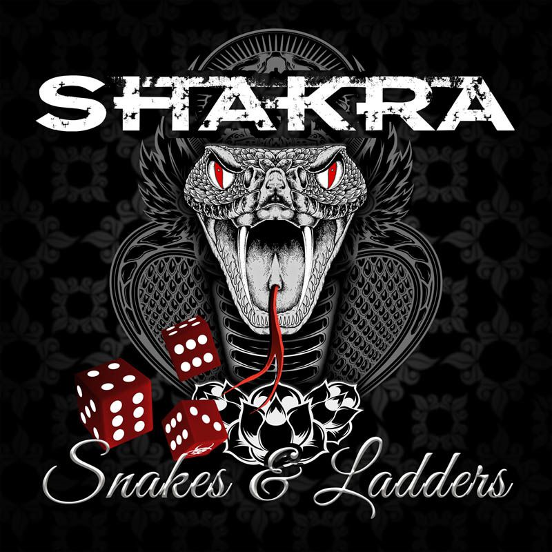 "CD review SHAKRA "" Snakes and Ladders"""