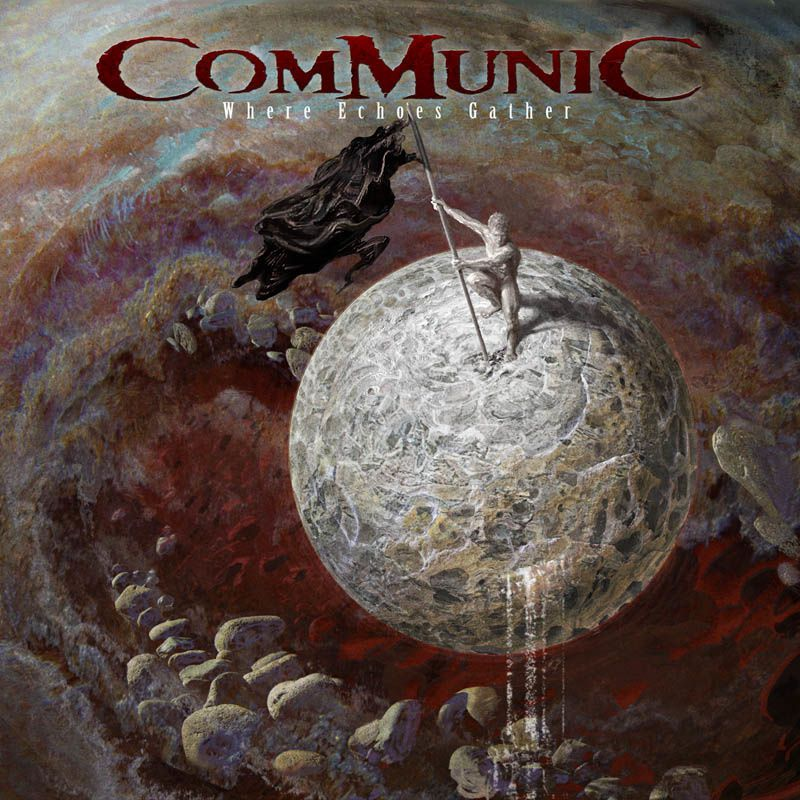 """CD review COMMUNIC """"Where Echoes Gather"""""""