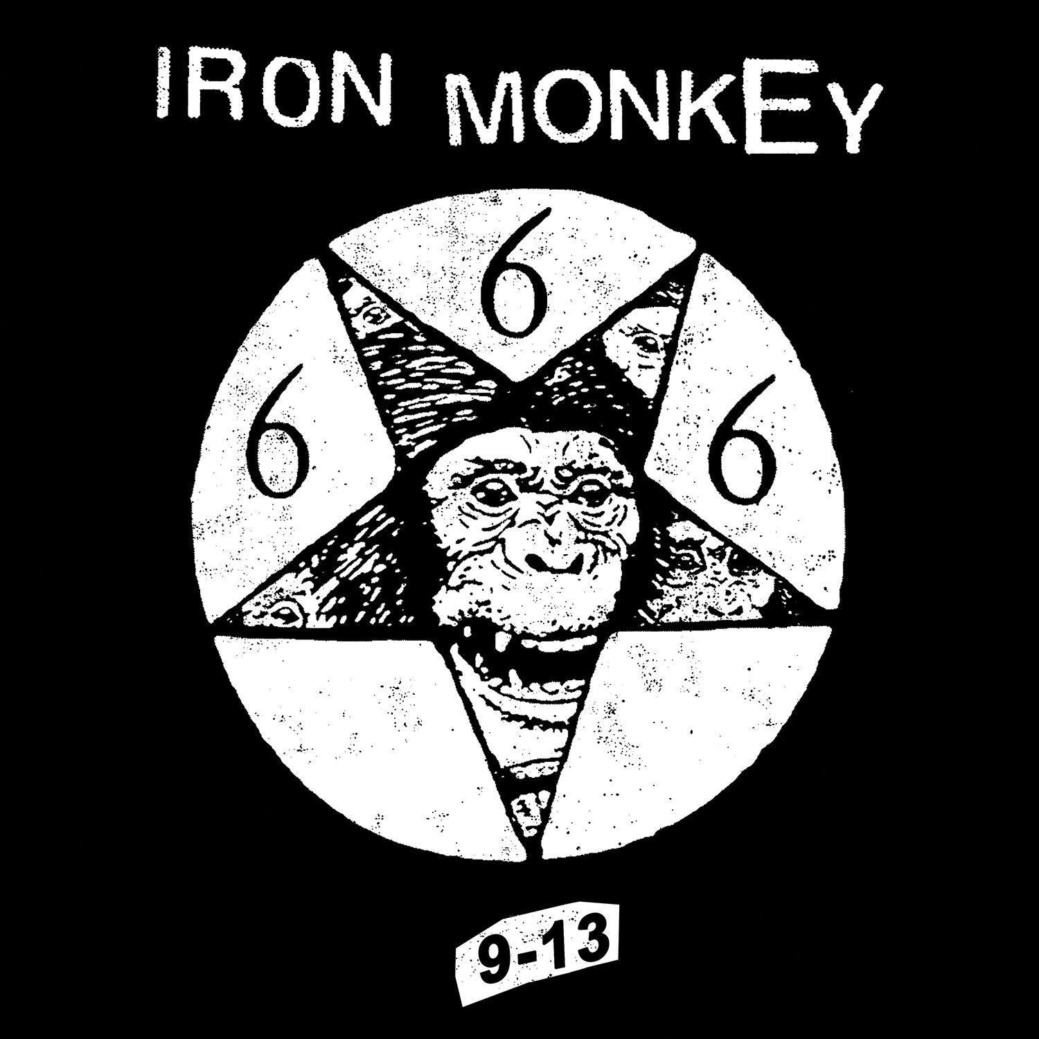 "CD review IRON MONKEY ""9-13"""