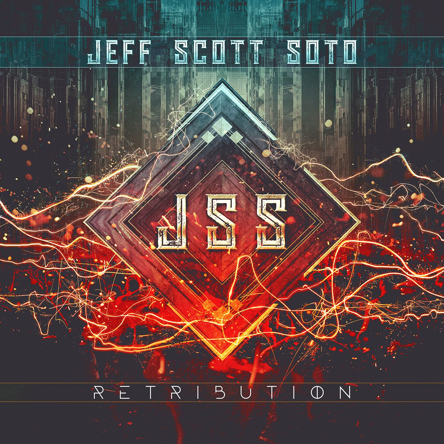 "CD review JEFF SCOTT SOTO ""Retribution"""