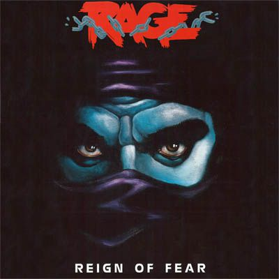 Pure Steel Records re-issues RAGE's debut in November