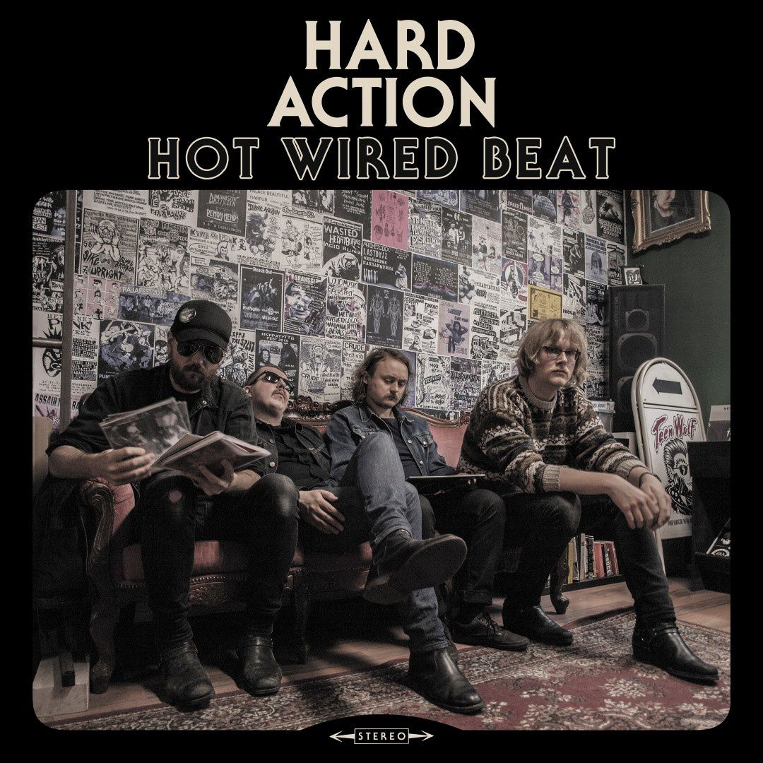 """CD review HARD ACTION """"Hot Wired Beat"""""""