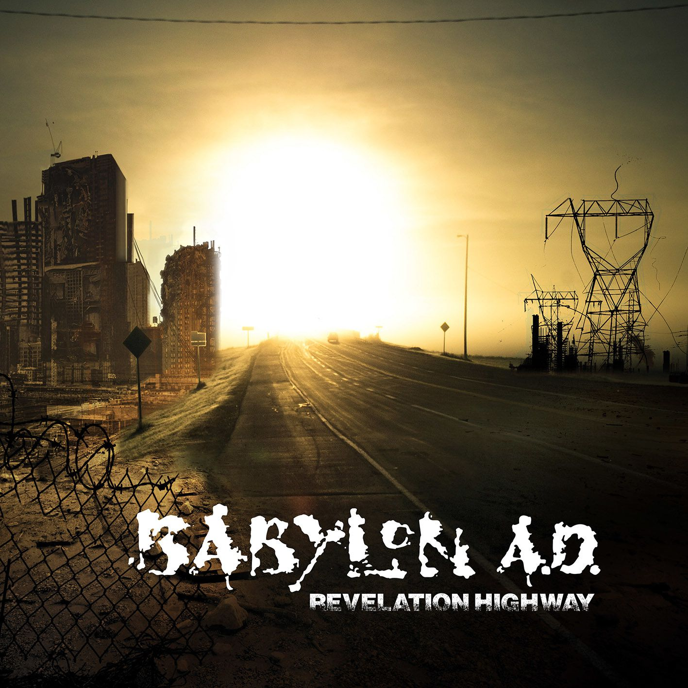 "CD review BABYLON A.D. ""Revelation Highway"""