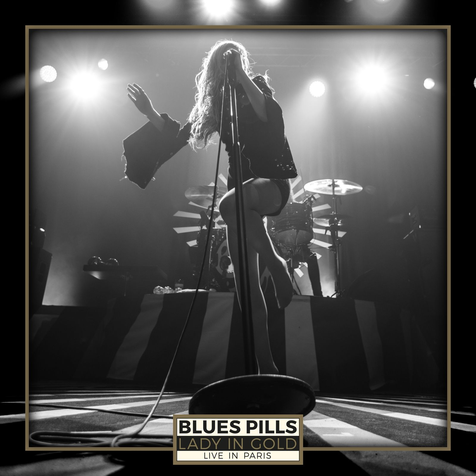 "CD review BLUES PILLS ""Lady in Gold - Live in Paris"""