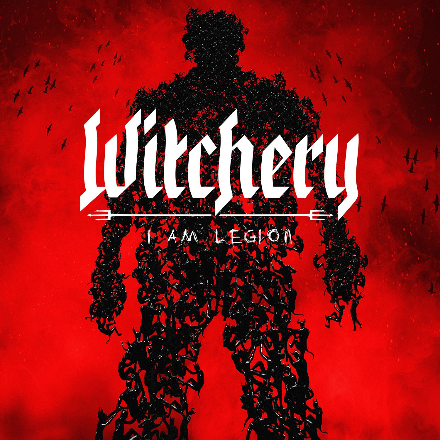 """CD review WITCHERY """"I Am Legion"""""""