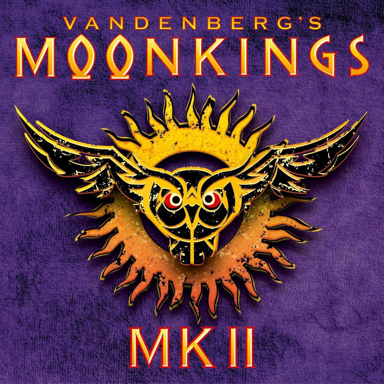 "CD review VANDENBERG'S MOONKINGS ""MKII"""
