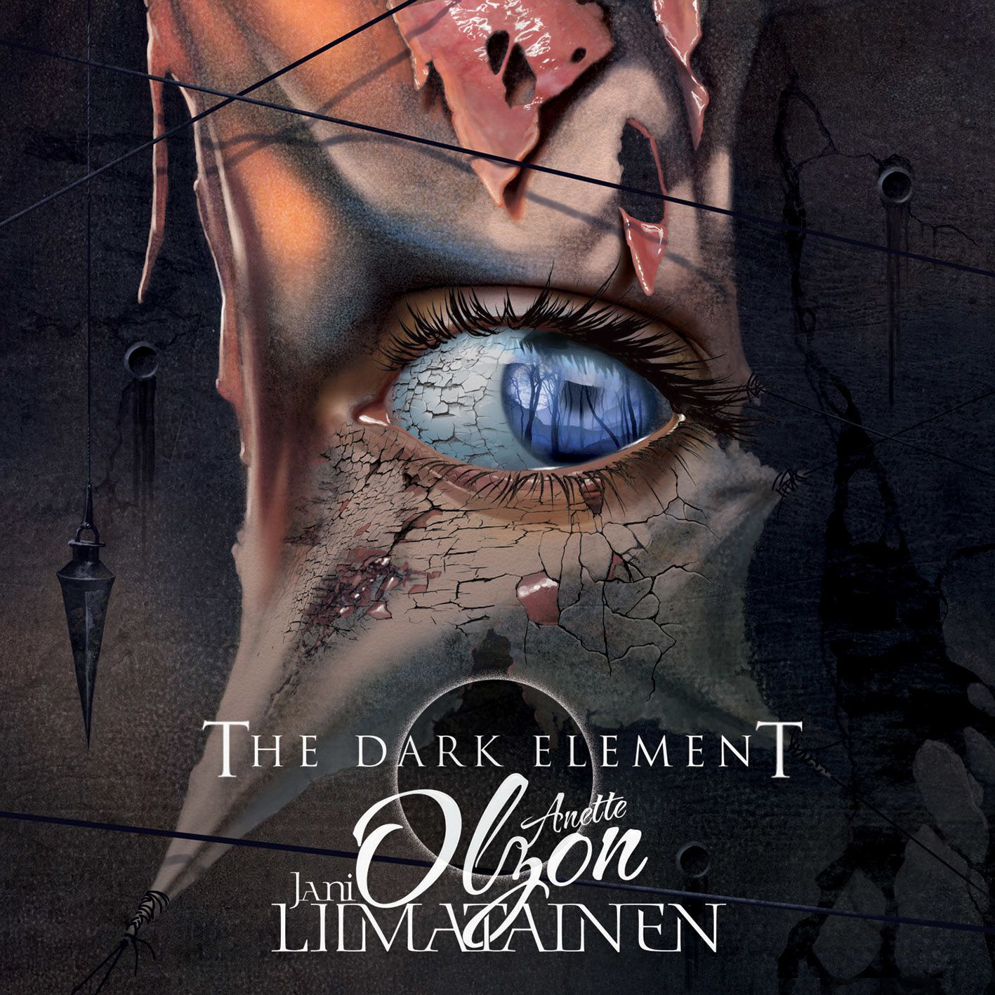 "CD review THE DARK ELEMENT ""The Dark Element"""