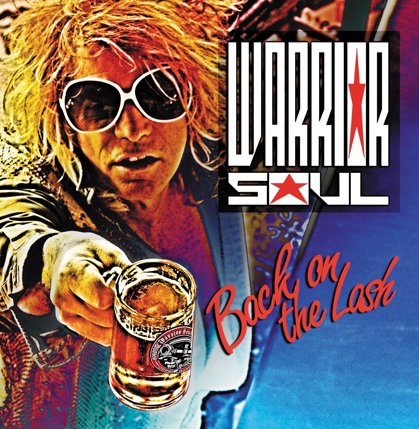 "CD review WARRIOR SOUL ""Back to the Lash"""