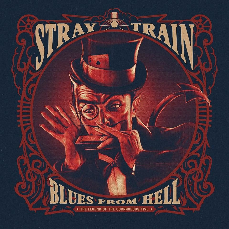 "CD review STRAY TRAIN ""Blues from Hell"""