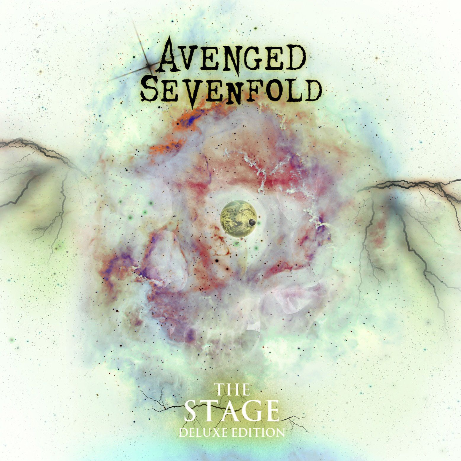 "CD review AVENGED SEVENFOLD ""The Stage"" - Deluxe Edition"