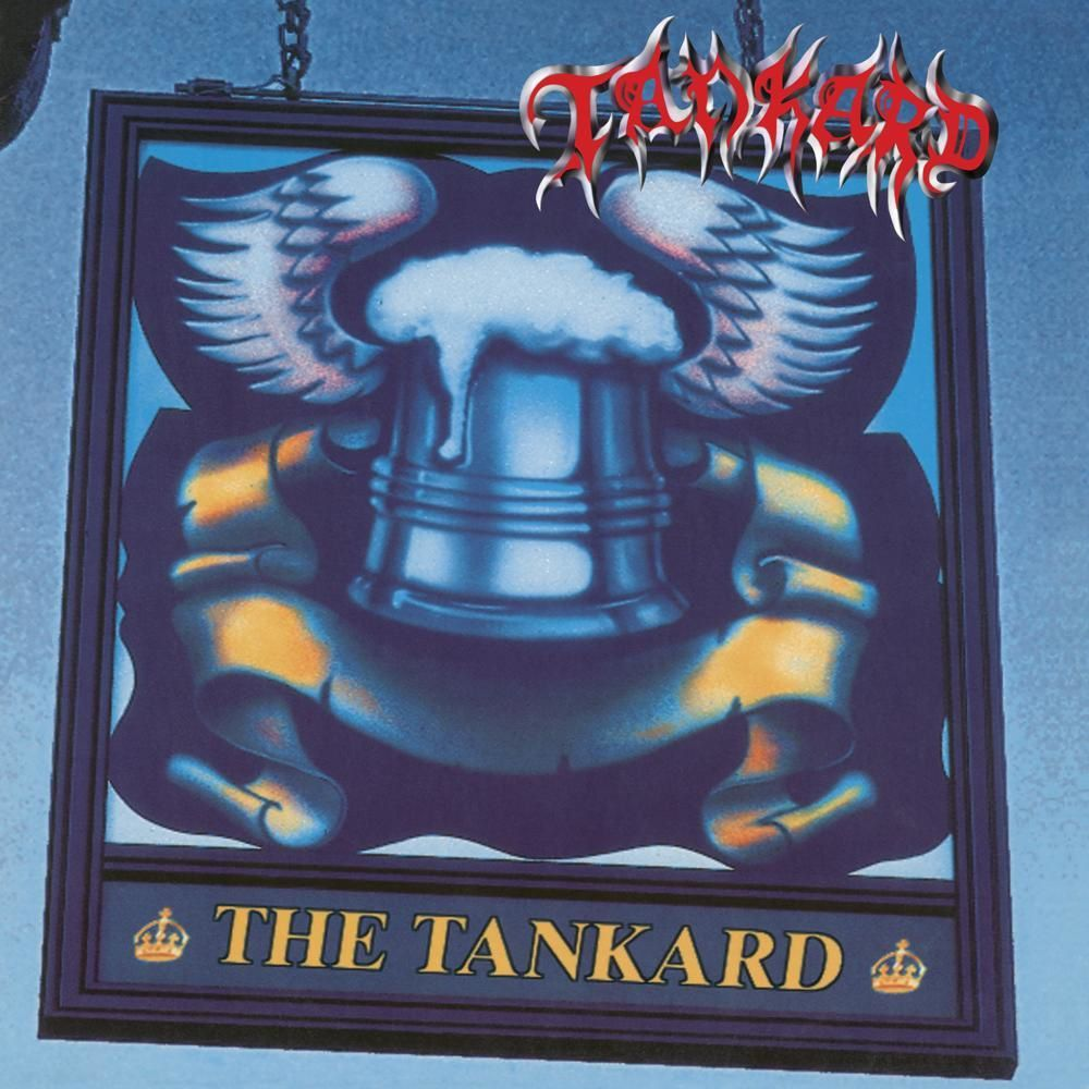 CD review TANKARD reissues - Noise lebt!
