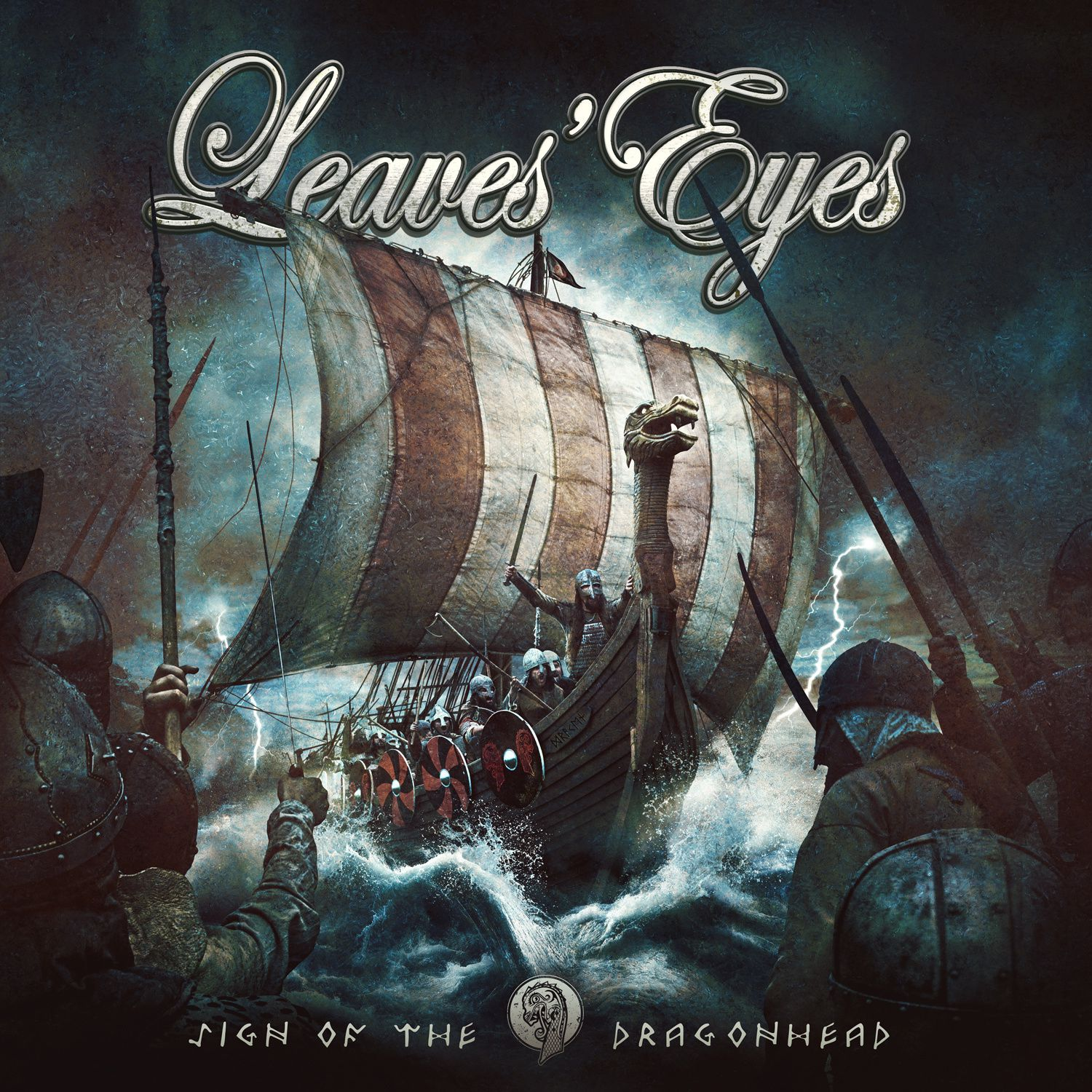 """CD review LEAVES' EYES """"Sign of the Dragonhead"""""""