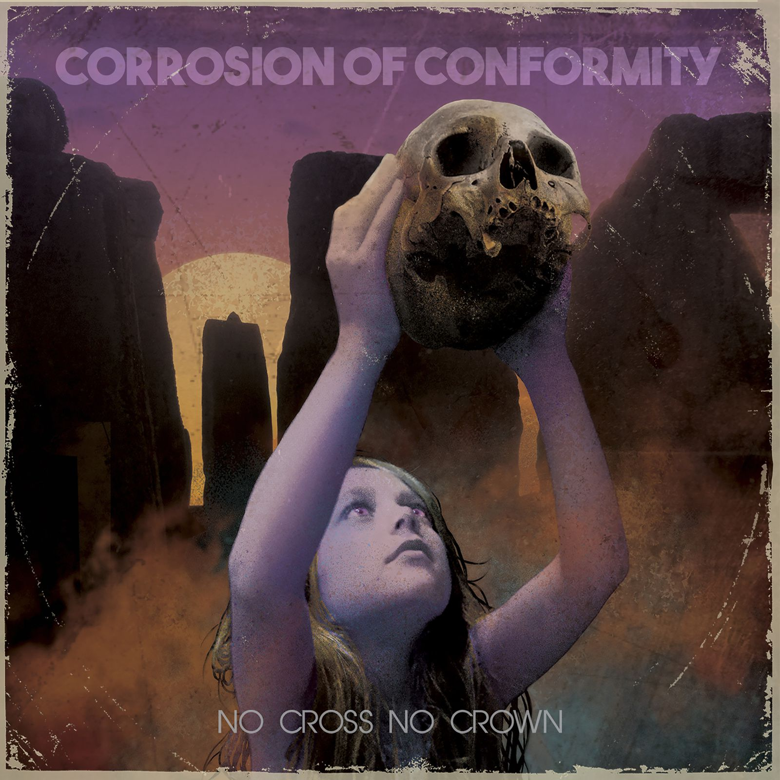 "CD review CORROSION OF CONFORMITY ""No Cross No Crown"""